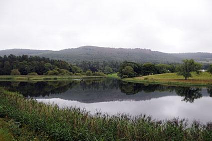 Photos of Lakeside and Haverthwaite Railway, Lake Windermere, Lake District, Cumbria, England, UK.