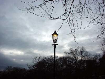 London 202 Years Of Gas Lighting Urban75 Blog