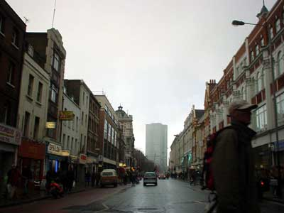 Tottenham Court Road, London W1