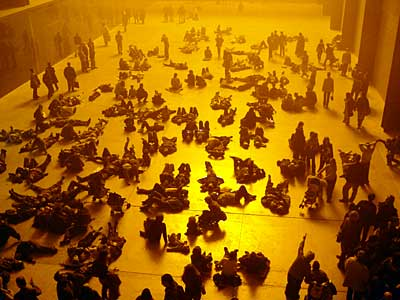 Studio Research 2011/12: Olafur Eliasson - The Transcendental in Art