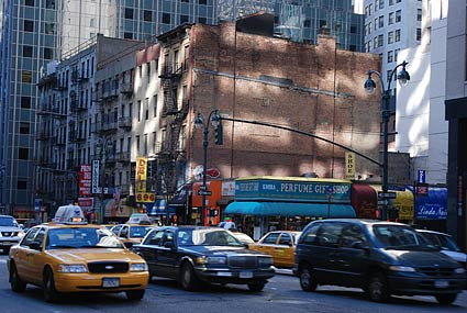 New York Scenes Photos Of Street Scenes Architecture And