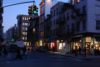 Street Pictures of New York City Streets of New York Nyc