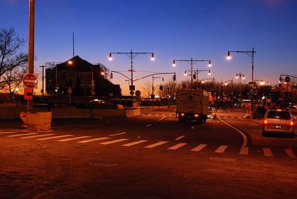 Christmas Sidewalk Lights