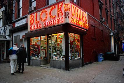 Manhattan Brooklyn And Lower East Side Street Scenes