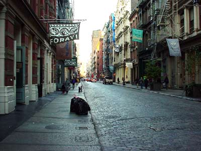 Soho — Manhattan Downtown neighborhood | Diana Wu --- diana.wu ...