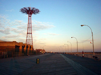 New York Photo Gallery: Coney Island Parachute Jump