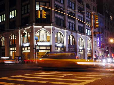 Ruas de Nova York Ny153