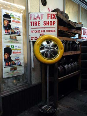 Flat Fix Near Me >> Flat Fix Tire Shop East 11th Street Lower East Side