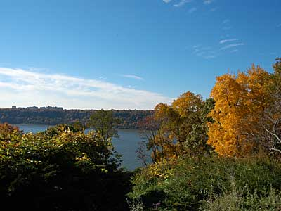 Fort Tryon Park, New York