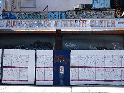 Auto Repair on Closed Auto Repair Centre  New York  Nyc  Usa