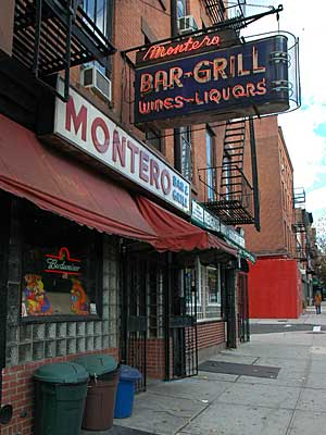 Montero Bar and Grill, 73 Atlantic Ave, Brooklyn, NY 11201-552, Brooklyn, New York, USA