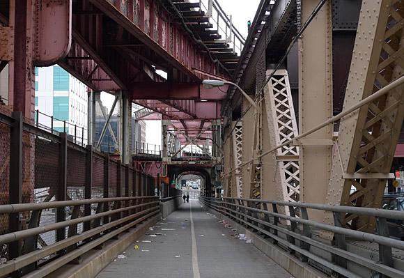 Photos Of The Queensboro Bridge And The Roosevelt Island