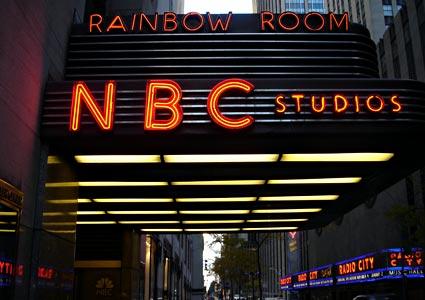 Radio City Music Hall Rockefeller Center Manhattan New