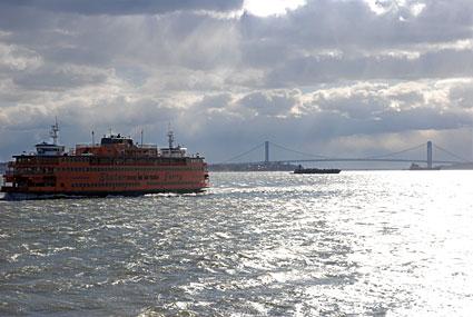 Sailors' Snug Harbor & Staten Island