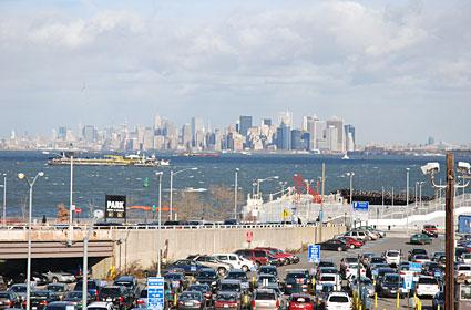 Staten Island To Manhattan Distance