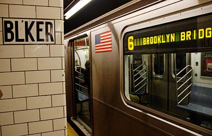 New York Subway Scenes Photos Of Subway Trains And