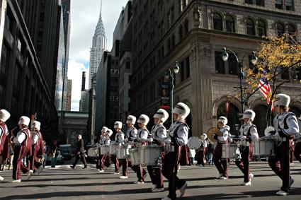 Nation's Parade, Veteran's Day Parade, 5th Avenue, Manhattan, New York, NYC, November 2005
