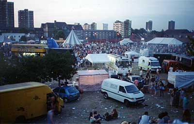 Deptford Urban Free Festival London 1995