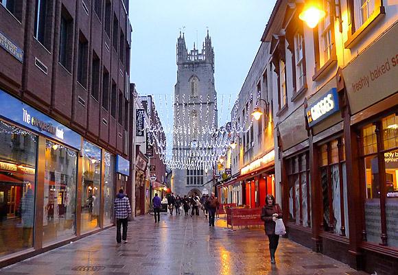 Church Street Cardiff Church Street