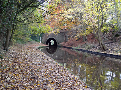 A walk from Chirk along the Llangollen Canal to Pentre and Froncysyllte, north Wales