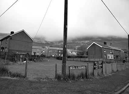 Nant-y-moel and Ogmore Vale