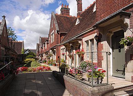 Hotels in Salisbury Bed & Breakfast HOTELS.UK.COM