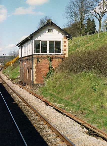 Photos Of Signalboxes And Stations Photos Of Signalboxes