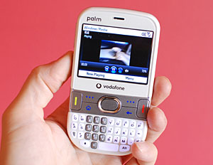 Palm Treo 500v Pocket PC Review