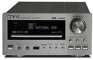teac reference dr h300dab dvd receiver cd player and dab. Black Bedroom Furniture Sets. Home Design Ideas