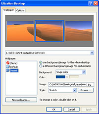 UltraMon Review: Multi-Monitor Utility for Windows 98/Me/2000/XP