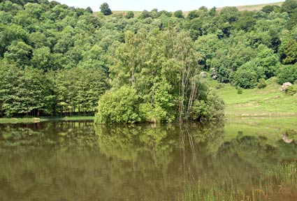 Walking holiday, Middle Ninfa Bunkhouse, near Abergavenny, south Wales
