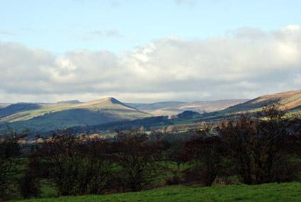Hathersage, Derbyshire