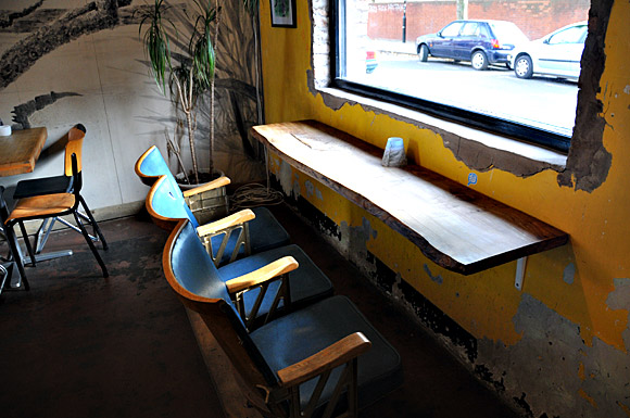 The Counter cafe, Hackney Wick, E3 - another great coffee house
